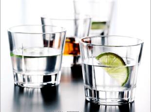 丹麦欧森丹尔ROSENDAHL豪华系列宽口杯4个套装/威士忌杯25344,杯子,
