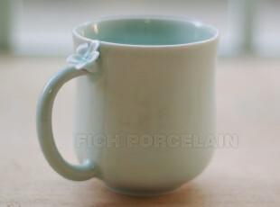 饰物志 初雪 温柔の雏菊 花朵杯 手工杯子茶杯 日用生活陶瓷,杯子,