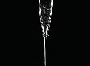 威尼斯冰花系列 工作室新品 水晶玻璃起泡葡萄酒杯香槟杯100毫升,杯子,