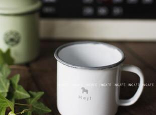 INCAFE |经典日单搪瓷小马杯 超级ZAKKA杯 复古搪瓷杯子 ZAKKA,杯子,