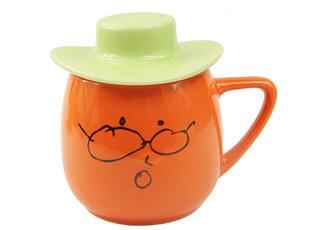 优巢 卡哇伊创意帽子杯 特色杯子 陶瓷杯子 创意水杯 小容量杯,杯子,