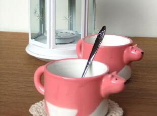 卡通杯 陶瓷 外贸特色随手杯 儿童杯 礼物杯 杯子 微瑕疵特价,杯子,
