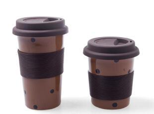 星巴克骨瓷陶瓷创意杯具马克杯咖啡杯大水杯情侣茶杯子带隔热硅胶,杯子,