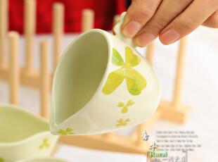 田园森女范--陶瓷小奶杯100ML (创意料理杯子)个性小奶盅 日式,杯子,
