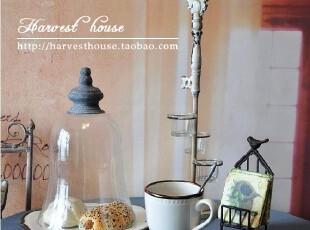 vintage 复古小鸟杯垫 仿石 (套) (五月回馈大酬宾)特价!,杯子,