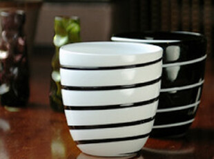 美璃【2只套装】熊猫玻璃凉水对杯/可爱情侣牛奶杯/创意凉水杯子,杯子,
