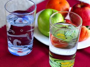 格拉迪奥Glattrau 玻璃水杯/饮料杯300ml 十款选,杯子,