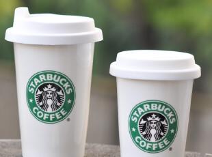 星巴克骨瓷马克杯 咖啡杯 随手杯 咖啡杯 starbucks 杯子,杯子,