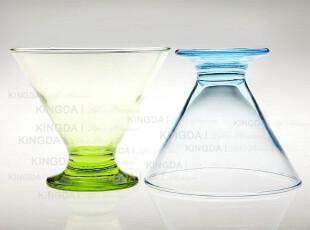 特惠 土耳其帕莎 原装进口玻璃杯 彩色冰激凌杯 甜品杯 冰淇淋杯,杯子,