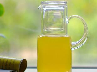 Mille Life 美璃 小水懒9号玻璃凉水壶套装/欧式冷水壶/凉杯,杯子,