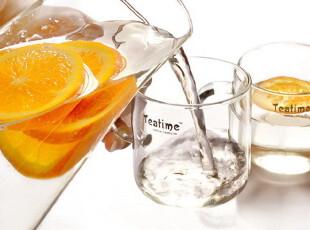 teatime百灵鸟水具套装 含大茶壶玻璃水升 耐高温水杯 赠杯赠盖,杯子,