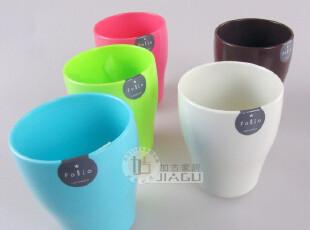 日本进口马克杯 水杯 口杯漱口杯 随手杯 可微波五色可选 1015,杯子,