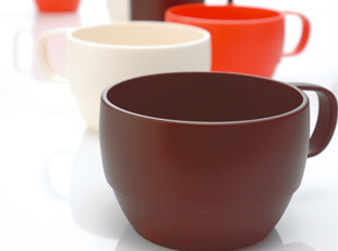 日本进口杯子 厨房用品 马克杯 随手杯 牛奶杯子 可爱杯子 三色,杯子,