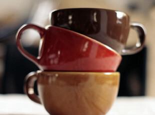 坚瓷/WILLIAMS-SONAMA/威廉姆斯-索诺玛/美式汤碗/早餐杯,杯子,