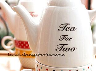 ☆自留!可爱小红帽三合一套杯|茶壶+茶杯组创意马克杯六一礼物,杯子,
