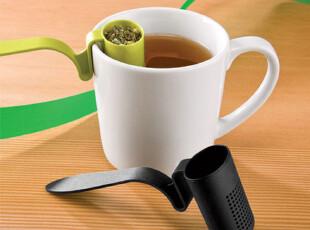 洛哈思 创意杯沿漏勺滤茶器 TM11024,杯子,