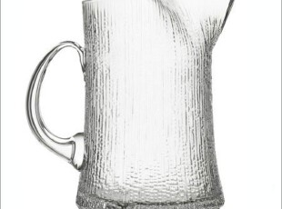 芬兰Iittala Ultima Thule极冻果汁杯/凉水瓶/凉水壶 1.5L I00029,杯子,