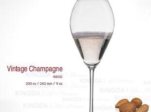 土耳其fd 原装进口无铅水晶高脚杯 红酒杯/香槟杯/葡萄酒杯 330ml,杯子,