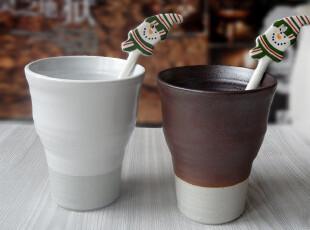 出口德国 传统老瓷器 复古 陶瓷啤酒杯 大水杯 咖啡杯 牛奶杯,杯子,