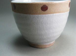 质朴冰裂纹 陶瓷杯子 日式杯 水杯 花茶杯 汤杯汤吞品茗杯250g,杯子,
