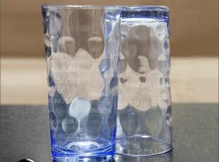 土耳其帕莎原装进口无铅玻璃杯 彩色水杯果汁杯牛奶杯 圆点波尔卡,杯子,