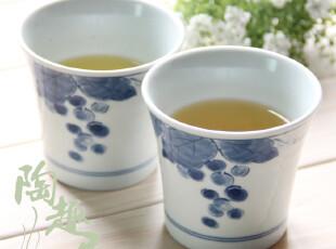 【日本进口陶瓷】美浓烧  陶瓷杯子 茶杯 水杯NA-007,杯子,
