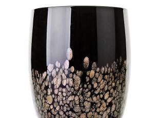 德国黑水晶18K玫瑰金沙水杯【沙漠公爵JL26饮料杯】普盒/玻璃杯,杯子,