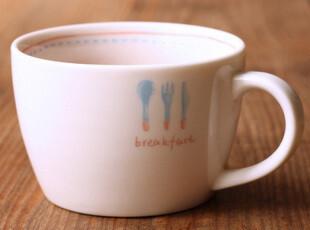 zakka U-PICK原品生活 钻石早餐杯 水杯 咖啡杯-早餐 果汁杯,杯子,