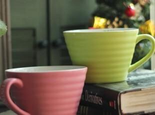 超美!内花杯 早餐杯/情侣杯,杯子,