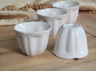 [吉吉礼品]纯白色无柄陶瓷杯啤酒杯咖啡杯刷牙杯漱口杯茶杯奶杯,杯子,