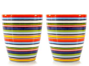 马克杯对杯 芬兰Iittala Origo 缤纷盛宴系列 橙色,杯子,