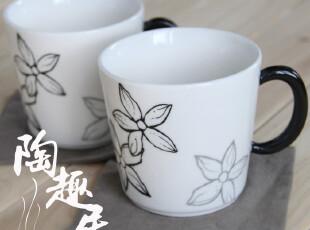 纪梵希Givenchy陶瓷情侣咖啡对杯  GB93-13,杯子,
