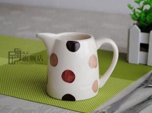 瑕疵奶杯|牛奶杯|水杯|外贸手绘陶瓷|出口餐具|原单尾货,杯子,