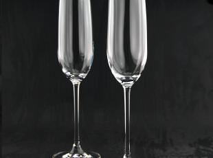 F&D土耳其进口酒具 无铅水晶杯 法国香槟婚庆敬酒杯 起泡酒高脚杯,杯子,