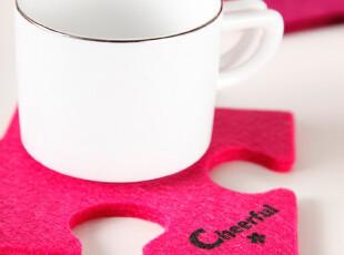 抢牛品 高档杯垫 碗垫 隔热垫 餐垫 欧式 创意 品味 防水耐高温,杯子,