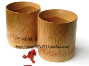 特价 zakka杂货 天然环保日式竹制茶水杯 杯子 杯具 竹杯 酒杯B,杯子,