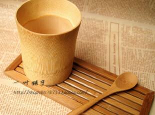 天然竹质杯具 日式水杯 茶杯 竹杯子 随手杯 zakkz 杂货日单,杯子,