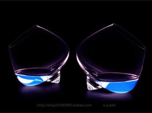 丹麦Normann Liqueur 旋香利口酒杯小对杯120950 原价688实拍图,杯子,