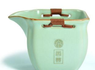 唐丰 汝窑公道杯仿宋汝窑功夫茶具 公道杯 陶瓷茶具茶道零配,杯子,