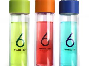 Stylor/花色家居 水均衡杯 玻璃杯 随行杯 旅行杯 办公室 正品,杯子,