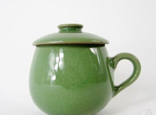 龙泉青瓷泡茶杯陶瓷茶具个性创意杯子大茶杯礼品杯,杯子,