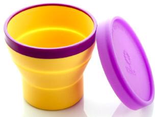 特价包邮!Stylor花色家居 双色折叠杯 伸缩杯 旅游 便携 户外,杯子,