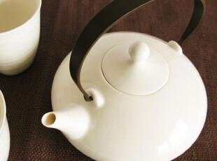 茶壶套装/四杯一壶茶具组合/高白瓷茶具礼盒装 8032,杯子,