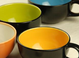 外单名品  可爱彩色马克杯/奶杯/咖啡杯/茶杯,杯子,