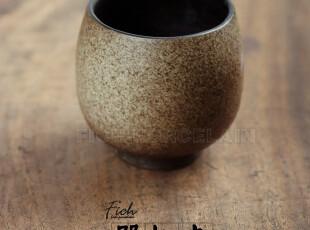 饰物志|全手工台湾陶艺 桑染 咖啡杯茶杯 日用陶瓷茶具单杯,杯子,