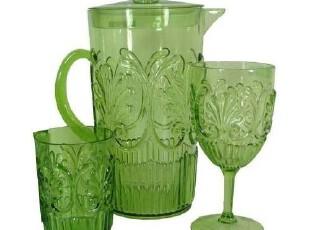 【纽约下城公园】 Le Cadeaux杯具/水壶组合九件套,杯子,