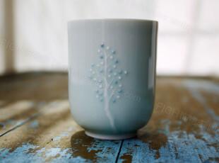 饰物志|夏树 杯子茶器单杯 手制陶瓷 日用生活陶瓷,杯子,