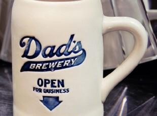 高档德国啤酒杯 陶瓷杯子 家居饰品 创意工艺摆件  创意礼品,杯子,