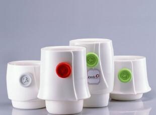 创意!长钮扣的茶杯|Tea-Code茶扣杯|【台湾Tedo】,杯子,