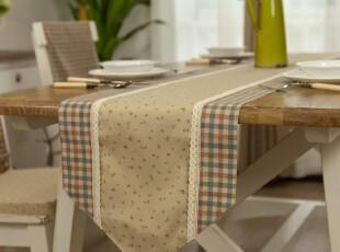 新品!餐桌桌旗/桌条/床旗 不含桌布台布地中海,桌布,